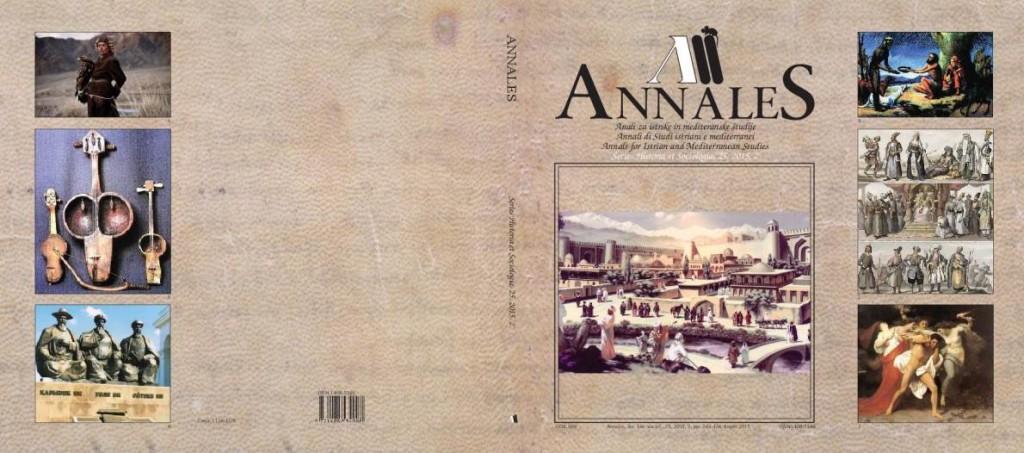 AnnalesSHS_ 2015 - 2 - naslovnica_cela
