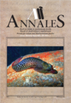 ANNALES, SERIES HISTORIA NATURALIS, 29, 2019, 1
