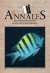ANNALES, SERIES HISTORIA NATURALIS, 29, 2019, 2